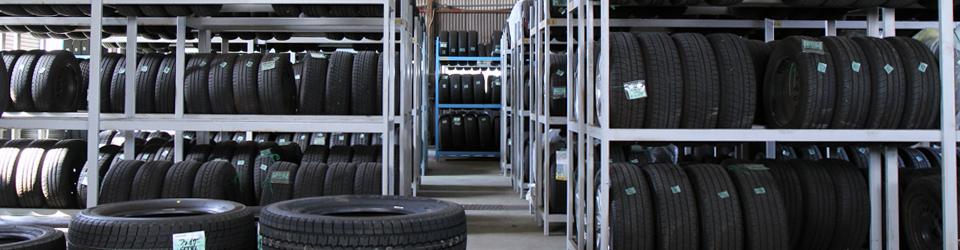 タイヤ保管サービスイメージ